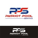 Patriot Pool Service Logo - Entry #242