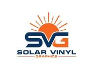 Solar Vinyl Graphics Logo - Entry #313