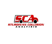 Sturdivan Collision Analyisis.  SCA Logo - Entry #54