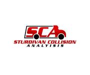 Sturdivan Collision Analyisis.  SCA Logo - Entry #54