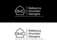 Rebecca Munster Designs (RMD) Logo - Entry #200