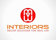 MvW Interiors Logo - Entry #75