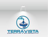 TerraVista Construction & Environmental Logo - Entry #357