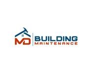 MD Building Maintenance Logo - Entry #77