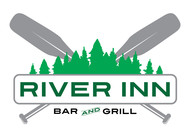 River Inn Bar & Grill Logo - Entry #1