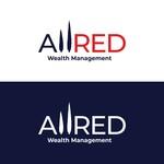 ALLRED WEALTH MANAGEMENT Logo - Entry #605