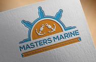 Masters Marine Logo - Entry #117