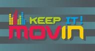 Keep It Movin Logo - Entry #375