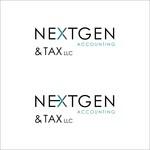 NextGen Accounting & Tax LLC Logo - Entry #319