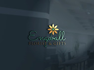 Engwall Florist & Gifts Logo - Entry #177
