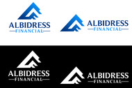 Albidress Financial Logo - Entry #136