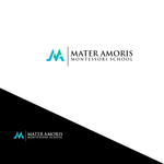 Mater Amoris Montessori School Logo - Entry #581