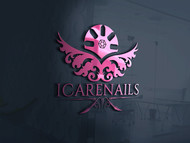 icarenails Logo - Entry #43