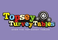 Topsey turvey tables Logo - Entry #151