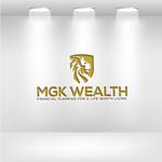 MGK Wealth Logo - Entry #269