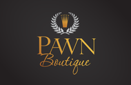 Either Midtown Pawn Boutique or just Pawn Boutique Logo - Entry #117