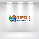 Tier 1 Products Logo - Entry #261