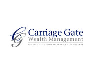 Carriage Gate Wealth Management Logo - Entry #112