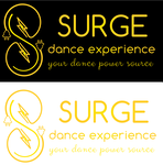 SURGE dance experience Logo - Entry #247