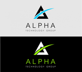 Alpha Technology Group Logo - Entry #29