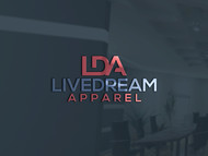 LiveDream Apparel Logo - Entry #171