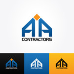 AIA CONTRACTORS Logo - Entry #35