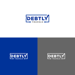 Debtly Travels  Logo - Entry #122