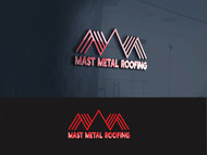 Mast Metal Roofing Logo - Entry #259
