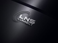 LNS Connect or LNS Connected or LNS e-Connect Logo - Entry #127