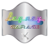 LEGACY GARAGE Logo - Entry #129