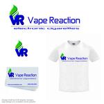 Vape Reaction Logo - Entry #117