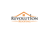 Revolution Roofing Logo - Entry #28