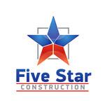 Five Star Logo - Entry #1