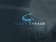 LEGACY GARAGE Logo - Entry #9