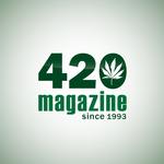 420 Magazine Logo Contest - Entry #20