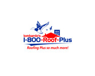 1-800-Roof-Plus Logo - Entry #152