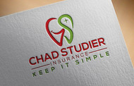 Chad Studier Insurance Logo - Entry #251