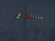 Healthy Livin Logo - Entry #589