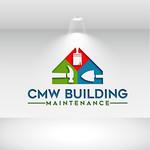 CMW Building Maintenance Logo - Entry #611