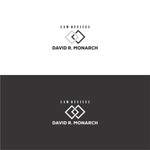 Law Offices of David R. Monarch Logo - Entry #123