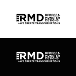 Rebecca Munster Designs (RMD) Logo - Entry #68