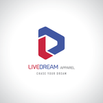 LiveDream Apparel Logo - Entry #78