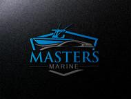 Masters Marine Logo - Entry #477