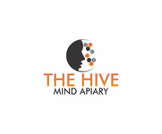 The Hive Mind Apiary Logo - Entry #139