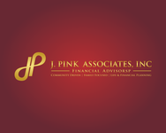 J. Pink Associates, Inc., Financial Advisors Logo - Entry #122