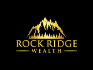 Rock Ridge Wealth Logo - Entry #358