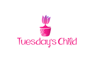 Tuesday's Child Logo - Entry #110