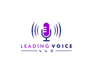 Leading Voice, LLC. Logo - Entry #60