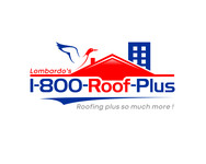 1-800-Roof-Plus Logo - Entry #166