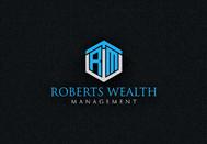 Roberts Wealth Management Logo - Entry #420